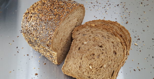Basis broodbakken groot brood